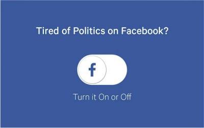 Da li vam je dosta politike na društvenim mrežama?