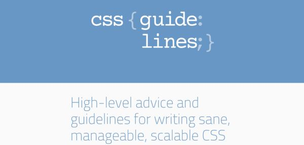 CSS-Guidelines