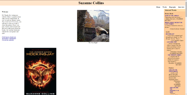 Suzanne-Collins'-Books