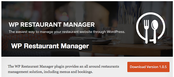 Restaurant-Plugins-WP-restaurant-manager