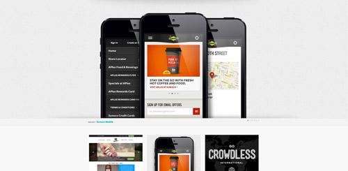 Mobile-Web-UX