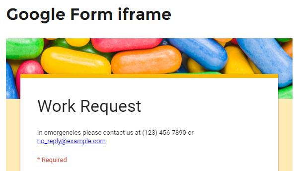 google-forme13