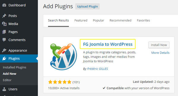 joomla-WP4