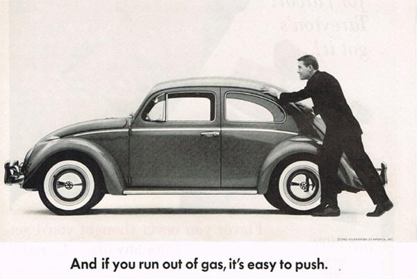 Da li se sećate sjajnih reklama za Folksvagen?