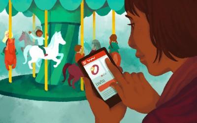 Upotreba Carousela na mobilnim E-Commerce sajtovima.