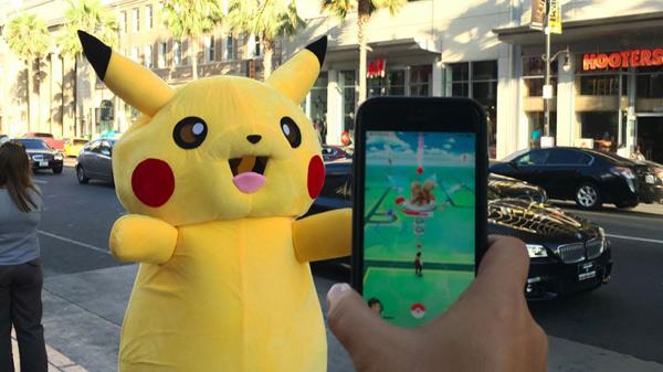 Naše zamerke na Pokemon Go